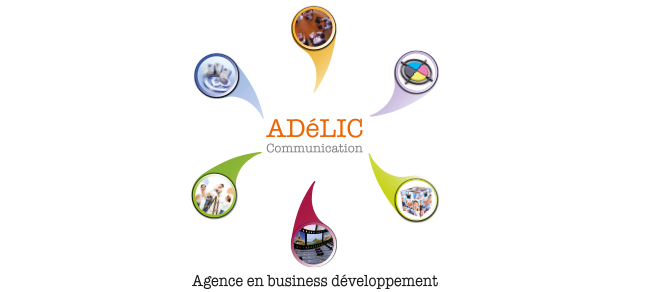logo adélic communication